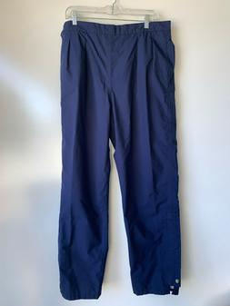 TOURNEY Gore-Tex Waterproof Windproof Blue Lined Golf Pants