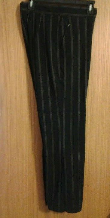 women s black with gold stripes golf