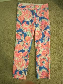 NWT Lilly Pulitzer Cropped Pants 2