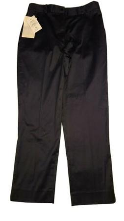 Womens Golf Ralph Lauren Polo Size 6 Black Pants New With Ta