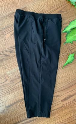 Zenergy by Chico's Golf Travel Casual Cropped Pants Stretch